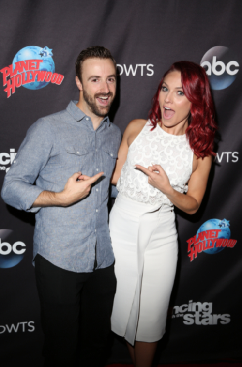 James Hinchcliffe Dancing With The Stars Foxtrot Video Season 23 Week 1 – 9/12/16 #DWTS