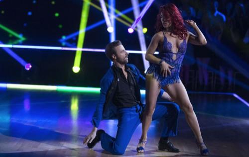 James Hinchcliffe Dancing With The Stars Rumba Video Season 23 Week 5 – 10/17/16 #DWTS