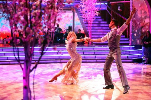 ames Maslow Dancing With the Stars Cha Cha Cha Video 5/12/14 #DWTS #Semifinals