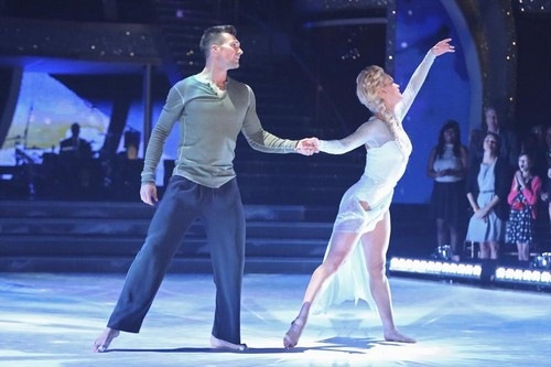 James Maslow Dancing With the Stars Quickstep Video 4/21/14 #DWTS