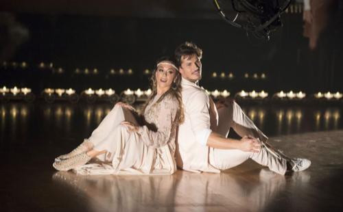Jana Kramer Dancing With The Stars Argentine Tango Video Season 23 Week 5 – 10/17/16 #DWTS