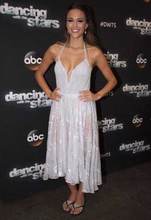 Jana Kramer Dancing With The Stars Freestyle Video Season 23 Finale – 11/21/16 #DWTS