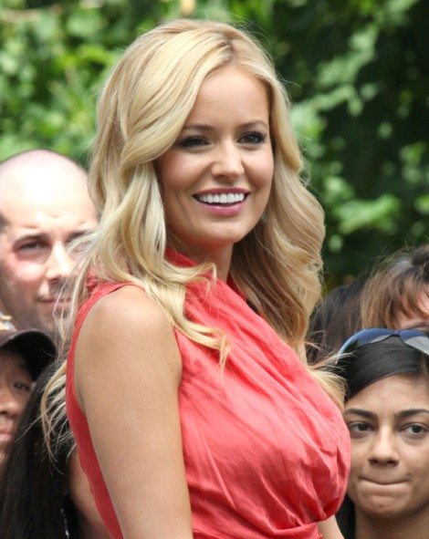 Jason White: Emily Maynard's New Nascar Racer Boyfriend, Is She Moving On Too Soon? 1107