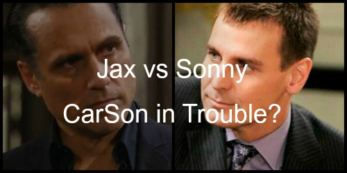 'General Hospital' Spoilers: Jax Back – Carly and Sonny Marriage in Trouble