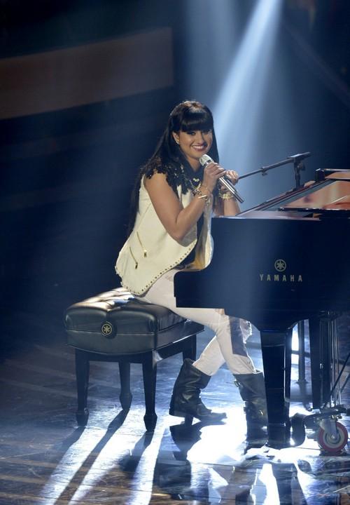 "Jessica Meuse American Idol ""Jolene"" Video 4/23/14 #IdolTop6"