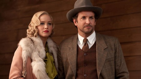 Jennifer Lawrence And Bradley Cooper In New Film 'Serena'