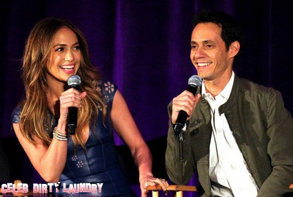 Marc Anthony Exploded When His Children Called J-Lo's Boy Toy Daddy?