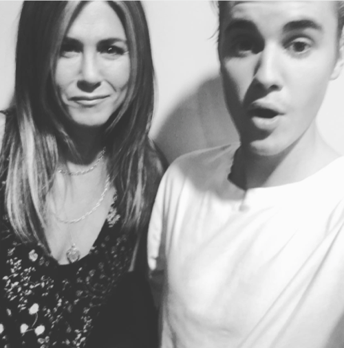 Jennifer Aniston Matchmaker: Selena Gomez and Justin Bieber Dating Reunion - New Bestie Instagram Photo