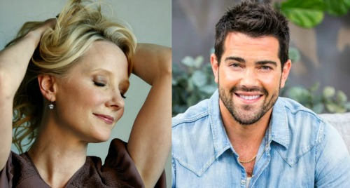Jesse Metcalfe & Anne Heche DWTS Contestants - Soap Stars Join ABC's Dancing With The Stars Season 29