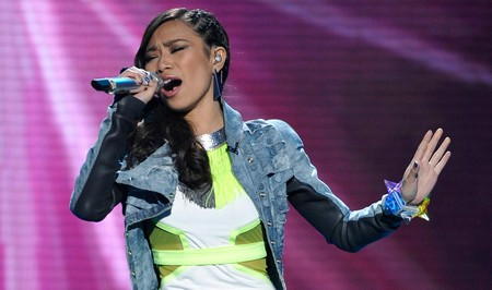 Jessica Sanchez American Idol 2012 'SONG 1' Video 5/9/12