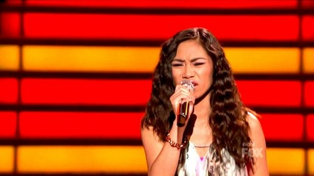 Jessica Sanchez American Idol 2012 'SONG 3' Video 5/16/12