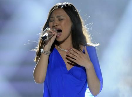 Jessica Sanchez American Idol 2012
