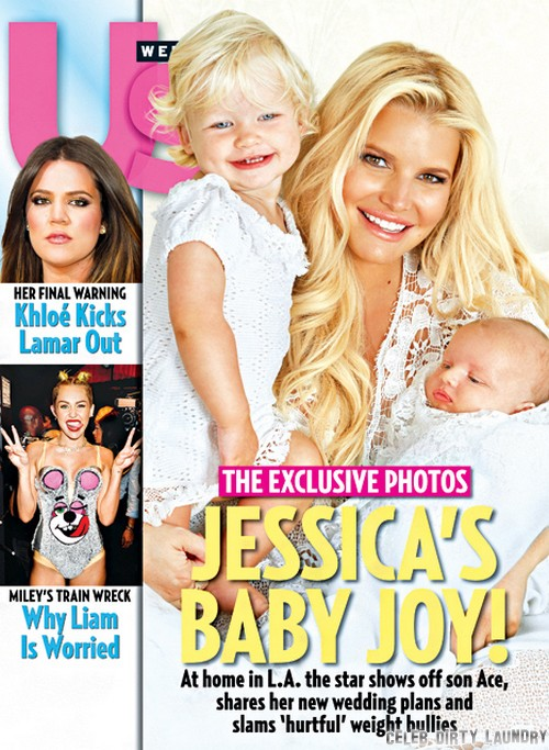 Jessica Simpson, Ace Knute Johnson,