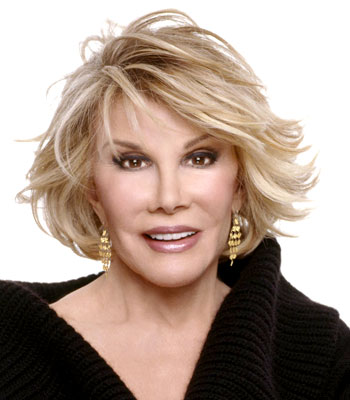Joan Rivers Comes Out Guns Blazing At Sarah Palin