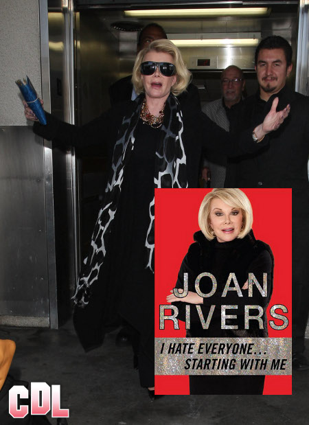 Joan Rivers Compares Costco to Nazi Germany and Angers Anti-Defamation League