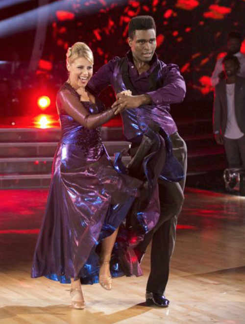 Jodie Sweetin Dancing With The Stars Samba Video Season 22 Week 2 – 3/28/16 #DWTS22