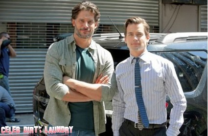 CDL Exclusive: Behind the Scenes Look at Joe Manganiello on 'White Collar' (Video)