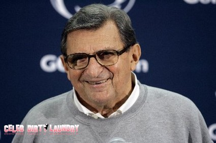 Joe Paterno Is On His Death Bed