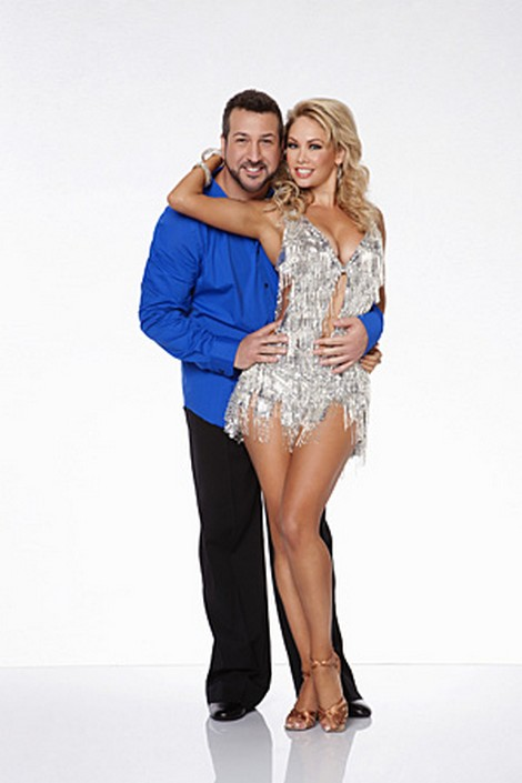 Joey Fatone Dancing With The Stars All-Stars Cha-Cha-Cha Performance Video 9/24/12