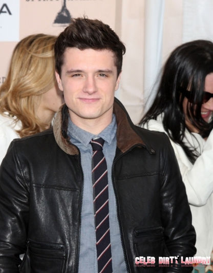 Josh Hutcherson Rates The Kissing Scene With Jennifer Lawrence A '12 out of 10' (Video)