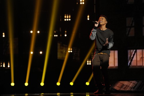 """Josh Levi The X Factor """"Sweet Dreams (Are Made Of This)"""" Video 11/20/13 #TheXFactorUSA"""