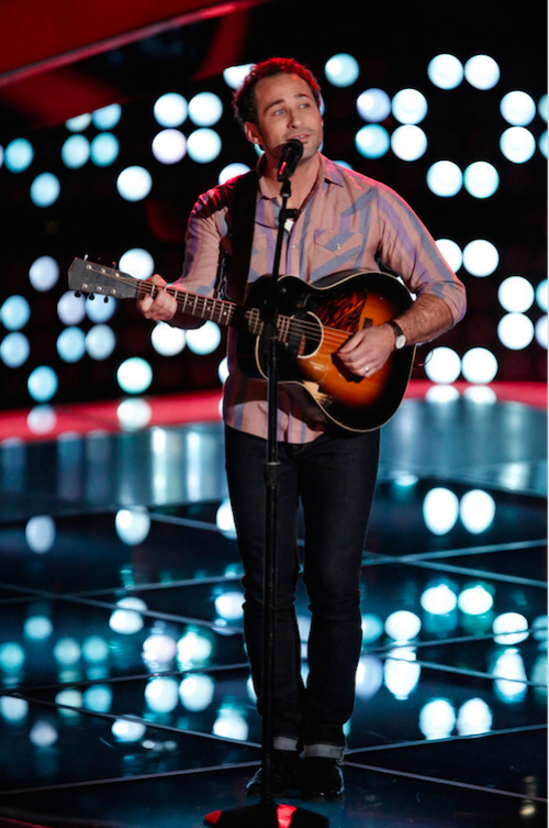 "WATCH Joshua Davis Perform ""Hallelujah"" on The Voice Finale Video 5/18/15"