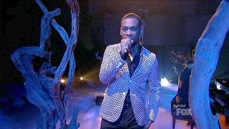 Joshua Ledet American Idol 2012 'SONG 3' Video 5/16/12