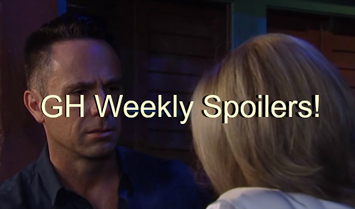 General Hospital (GH) Spoilers: Week of June 13 - Nathan Arrests Alexis – Julian Rebounds with Nina – TJ Returns to PC