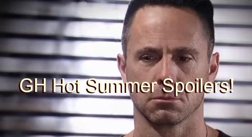 'General Hospital' Spoilers: Hot Summer Action – Bloody Murder - Relationships at Risk – Drama on Cassadine Island