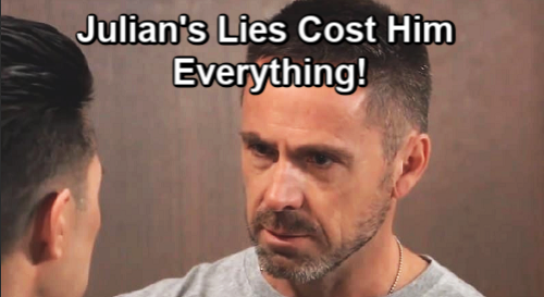 General Hospital Spoilers: Julian's Lies Cost Him His Son – Livid Lucas Turns Against Dad for Good After Crushing Baby Swap Reveal