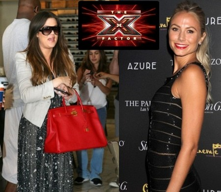 Report: Khloe Kardashian and Stacy Keibler To Host X-Factor USA