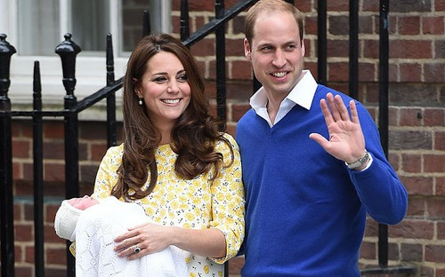 Kate Middleton Royal Baby Girl Name Choice: Prince Charles, Camilla Parker Bowles Visit Along with Middleton Family