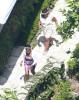 Kanye West Ruins Kim Kardashian's Baby Shower With Nasty Behavior? 0603