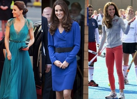 Sponsored Post: Kate Middleton Style & Beauty Inspiration