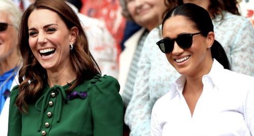 Kate Middleton Tired of Comparisons to Meghan Markle - Anger Sparked Legal Action Against Tatler Magazine?