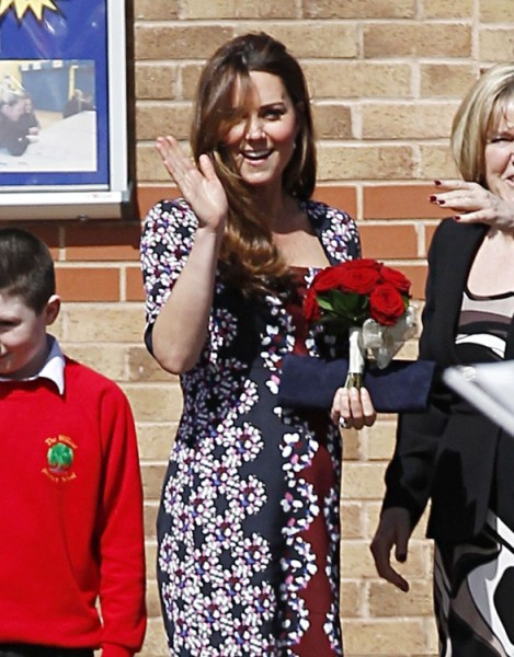 Kate Middleton Having A Boy - New Shopping Evidence Points To A Little Prince! 0428