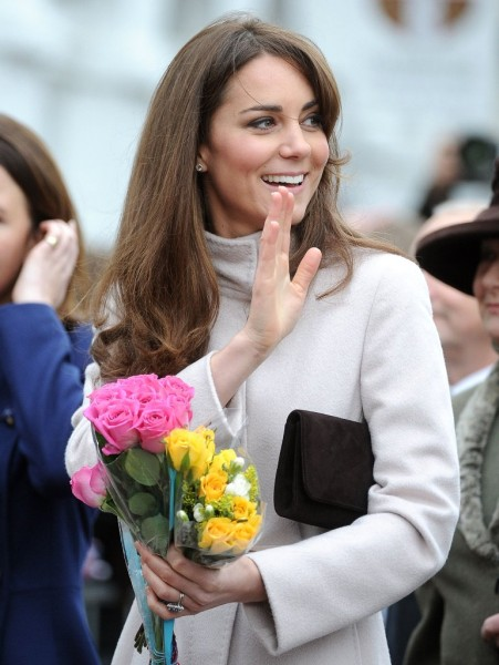 Kate Middleton Due Date Finally Leaked! 0512