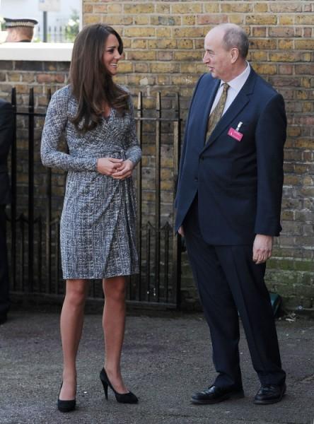 Kate Middleton's Critics Call Her A 'Plastic Princess Made For Breeding' Do You Agree? 0219