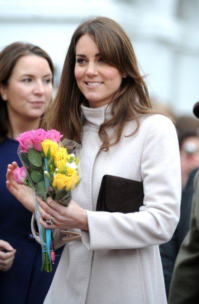 Kate Middleton's Expecting A Baby Girl? 1210