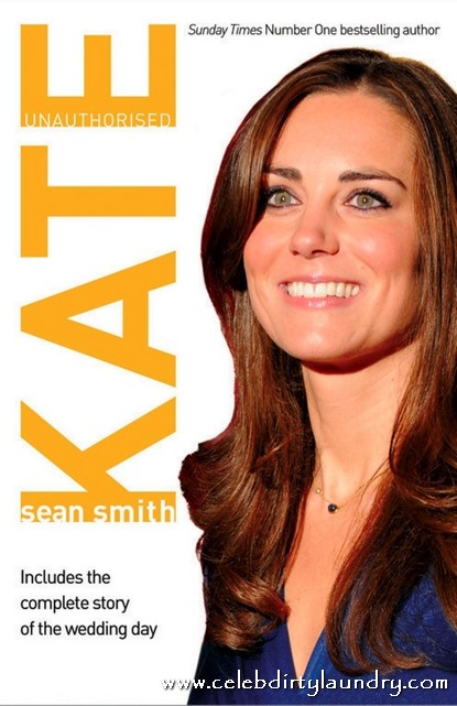 Dirty Laundry Exclusive: Sean Smith's Kate Middleton Biography Giveaway