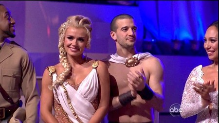Katherine Jenkins Dancing With The Stars Freestyle Performance Video 5/21/12