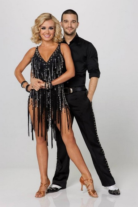 Katherine Jenkins Dancing With The Stars Jive Performance Video 3/26/12