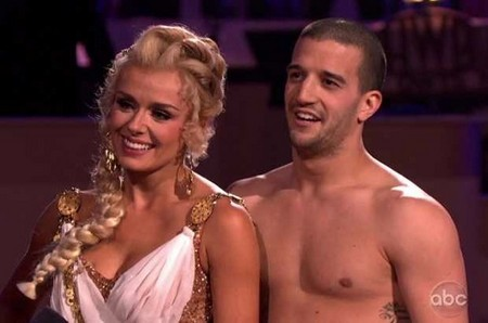 Katherine Jenkins Dancing With The Stars Viennese Waltz Performance Video 5/7/12