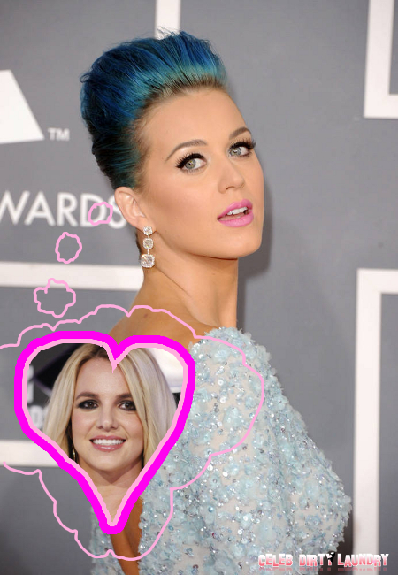 Katy Perry Is Lusting Over Britney Spears