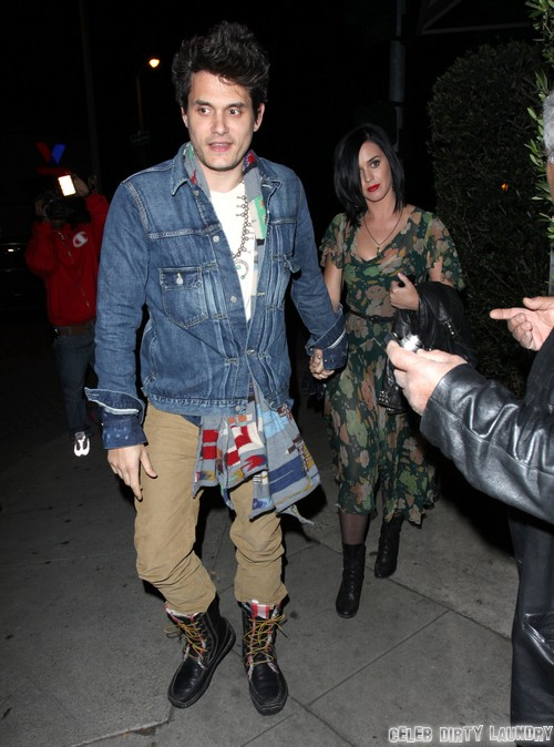 Katy Perry and John Mayer Engaged By Christmas?