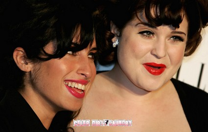 Kelly Osbourne Accused Of Not Helping Amy Winehouse Enough