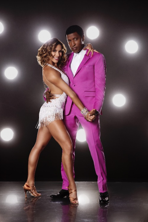 "Kenny ""Babyface"" Edmonds Dancing With The Stars Foxtrot Video Season 23 Week 1 – 9/12/16 #DWTS"