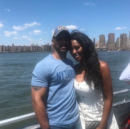 Kenya Moore Fired From Real Housewives Of Atlanta: She's Not Acting Like A Real Housewife