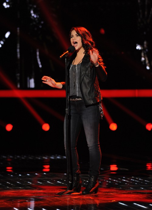 "Khaya Cohen The X Factor ""Let it Be"" Video 11/20/13 #TheXFactorUSA"