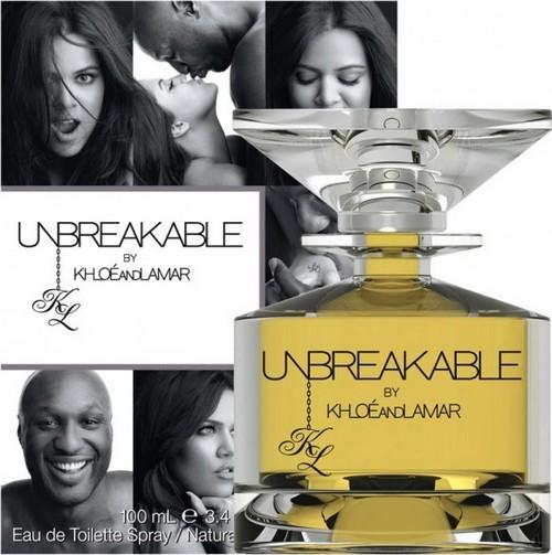 Khloe Kardashian and Lamar Odom's Unisex Fragrance